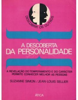 A Descoberta da Personalidade | de Suzanne Simon e Jean-Louis Sellier