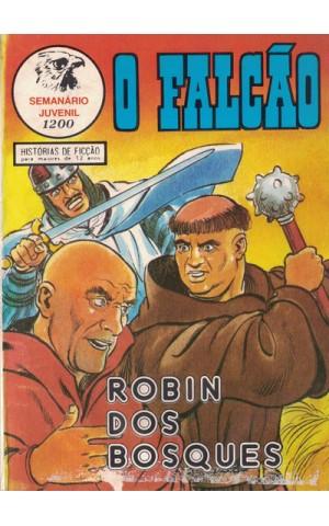 O Falcão - N.º 1200 - Robin dos Bosques