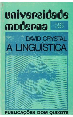 A Linguística | de David Crystal