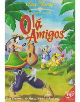 Olá Amigos [DVD]