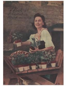 Modas e Bordados - Ano XXXI - N.º 1572 - 25 de Março de 1942