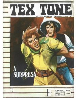 Tex Tone - N.º 73 - A Surpresa