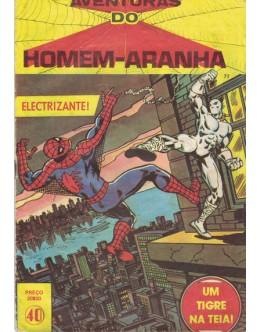 Aventuras do Homem-Aranha N.º 40