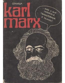 Conheça Karl Marx   de Rius