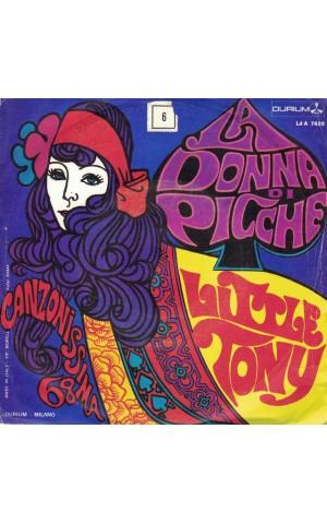 Little Tony   La Donna di Picche [Single]