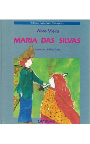 Maria das Silvas   de Alice Vieira
