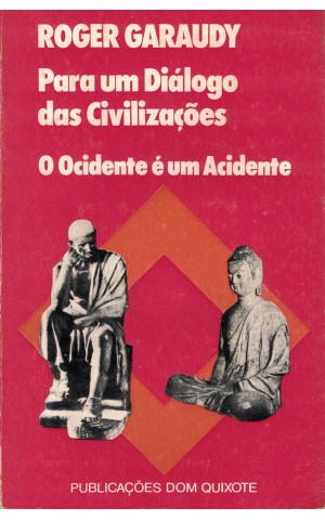 Para um Diálogo das Civilizações   de Roger Garaudy