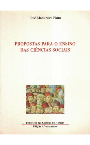 Propostas para o Ensino das Ciências Sociais | de José Madureira Pinto