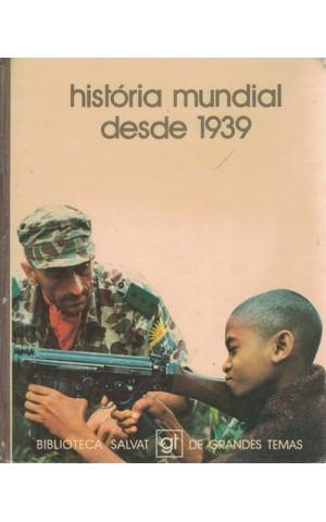 História Mundial Desde 1939   de José Pernau e Pierre Kister