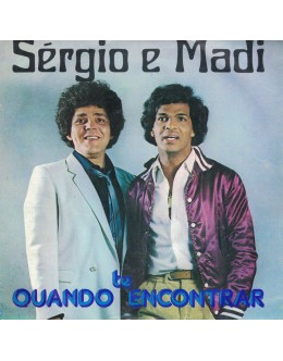 Sérgio e Madi | Quando Te Encontrar [Single]
