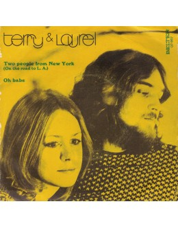 Terry and Laurel | Two People From New York (On The Road to L.A.) [Single]