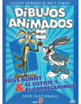 Dibujos Animados Vol. 9 - Bugs Bunny & El Coyote y el Correcaminos