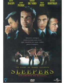 Sleepers - Sentimento de Revolta [DVD]