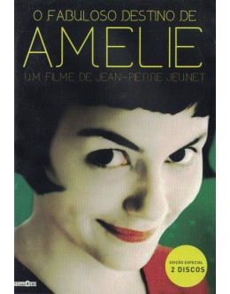 O Fabuloso Destino de Amélie [2DVD]