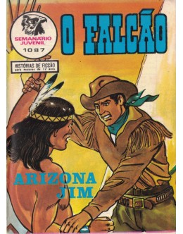 O Falcão - N.º 1087 - Arizona Jim