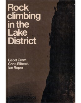Rock Climbing in the Lake District | de Geoff Cram, Chris Eilbeck e Ian Roper