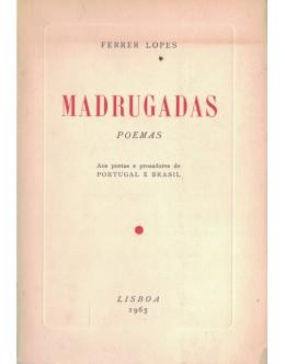 Madrugadas | de Ferrer Lopes