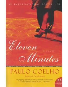 Eleven Minutes | de Paulo Coelho