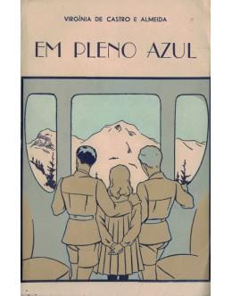 Em Pleno Azul | de Virginia de Castro e Almeida
