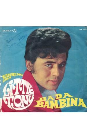Little Tony | Bada Bambina [Single]