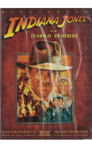 Indiana Jones e o Templo Perdido [DVD]
