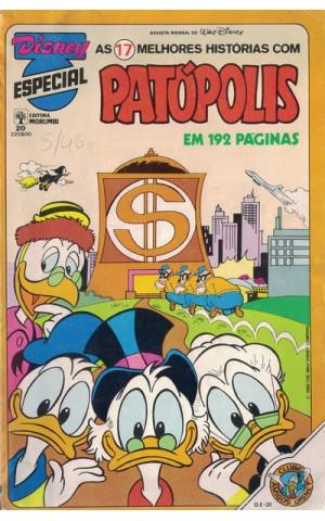 Disney Especial - N.º 21 - Patópolis