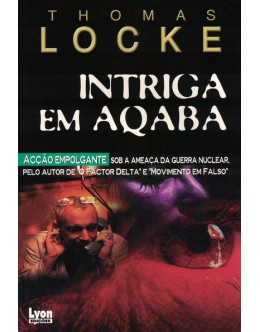 Intriga em Aqaba | de Thomas Locke