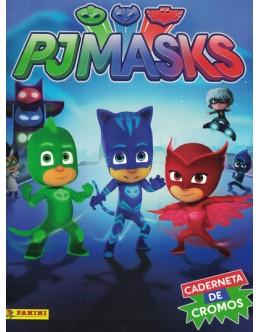 Caderneta de Cromos PJ Masks
