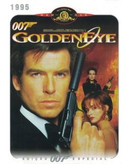 007 - GoldenEye [DVD]