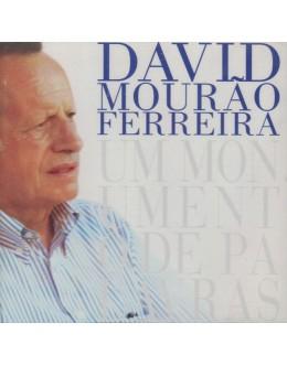 David Mourão-Ferreira | Um Monumento de Palavras [CD]