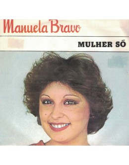 Manuela Bravo | Mulher Só [Single]