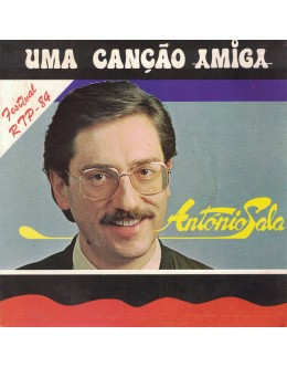 António Sala | Uma Canção Amiga [Single]