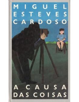 A Causa das Coisas | de Miguel Esteves Cardoso
