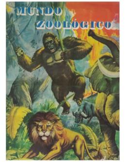 Caderneta Completa - Mundo Zoológico