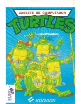 Teenage Mutant Hero Turtles [SPECTRUM]