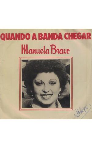 Manuela Bravo   Quando a Banda Chegar [Single]