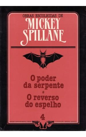 O Poder da Serpente / O Reverso do Espelho | de Mickey Spillane