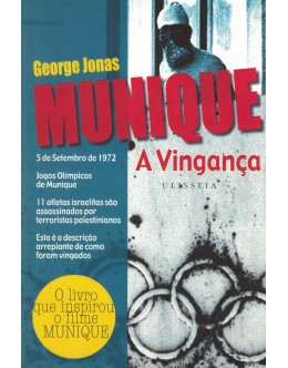 Munique - A Vingança | de George Jonas