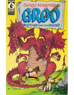 Groo: Mightier Than The Sword No. 2