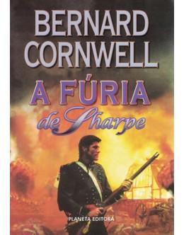 A Fúria de Sharpe | de Bernard Cornwell