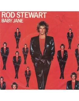 Rod Stewart   Baby Jane [Single]