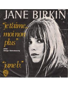 Jane Birkin & Serge Gainsbourg   Je T'Aime... Moi Non Plus [Single]
