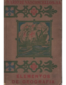 Elementos de Geografia   de Mário de Vasconcellos e Sá