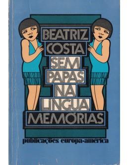 Sem Papas Na Língua   de Beatriz Costa