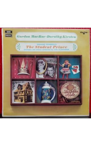 Gordon MacRae, Dorothy Kirsten, Van Alexander | Sigmund Romberg's The Student Prince [LP]