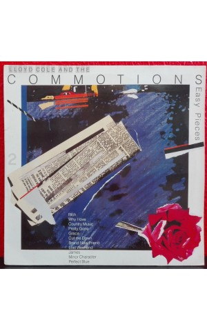 Lloyd Cole and the Commotions | Easy Pieces [LP]