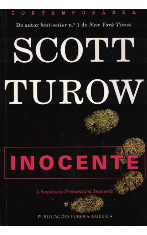 Inocente   de Scott Turow