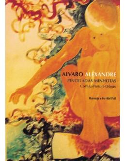 Lote de 14 Postais - Pinceladas Minhotas, de Alvaro Alexandre