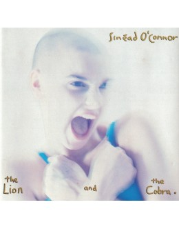 Sinéad O'Connor | The Lion and the Cobra. [CD]
