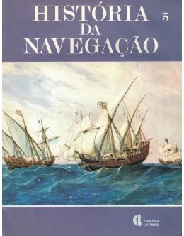História da Navegação N.º 5